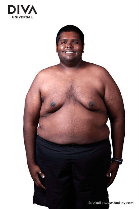 Raj, 144kg, 24yrs, Singapore