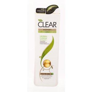Clear Herbal Fusion Anti Dandruff Shampoo Green