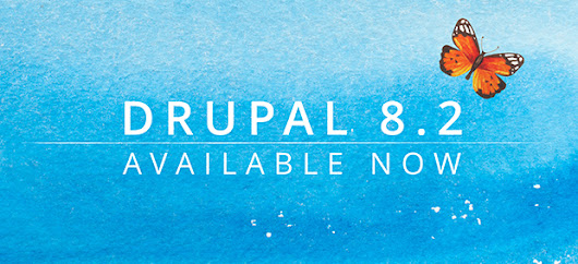 Drupal 8.2.0 is now available