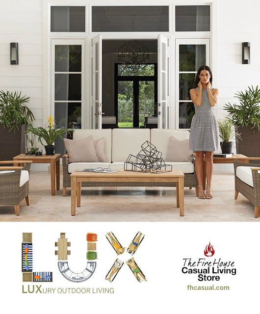 Patio Living Plus Coupon: The Fire House Casual Living Store