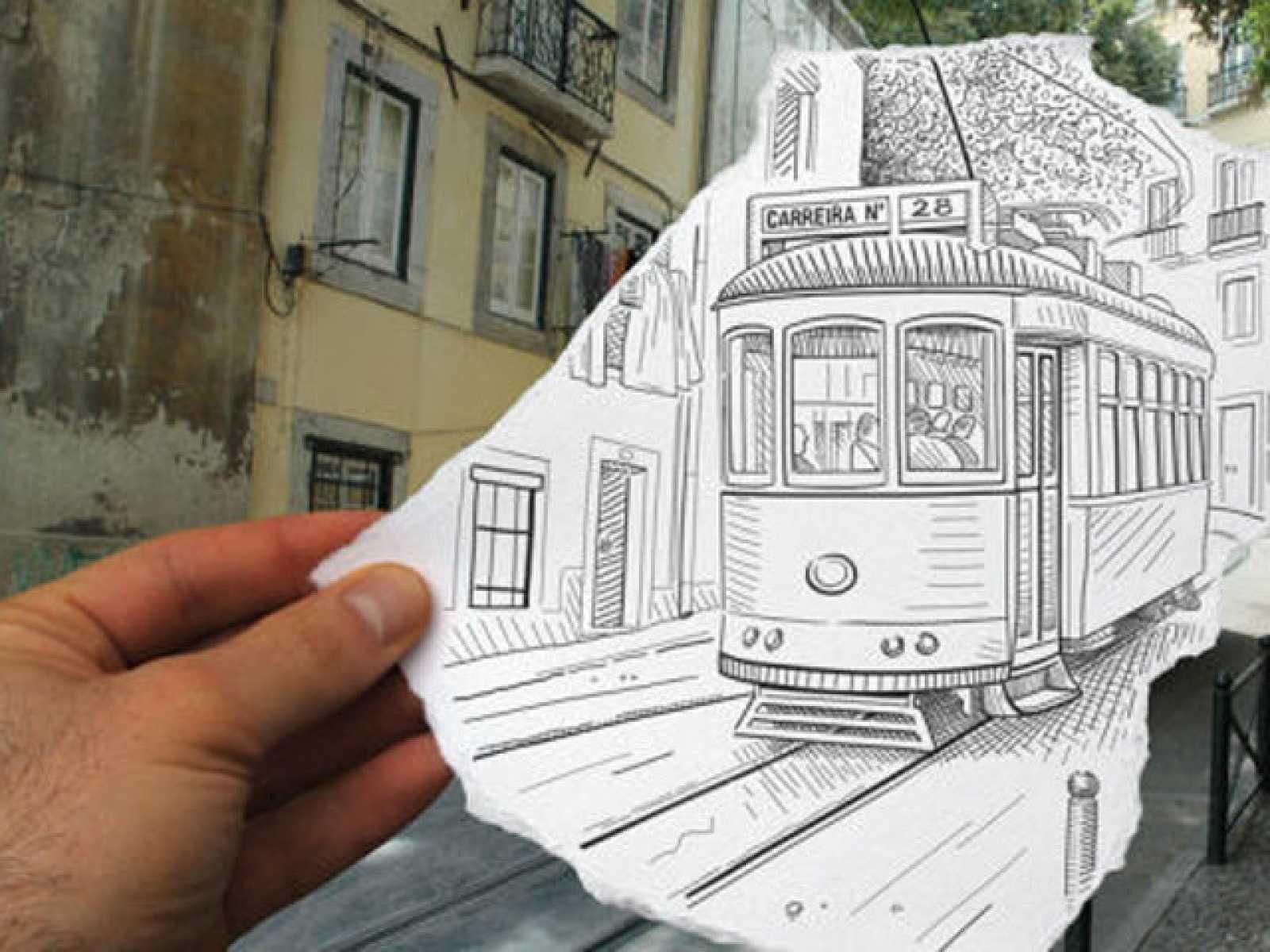 La Nueva Manera De Dibujar A Golpe De Lápiz Por El Artista Belga