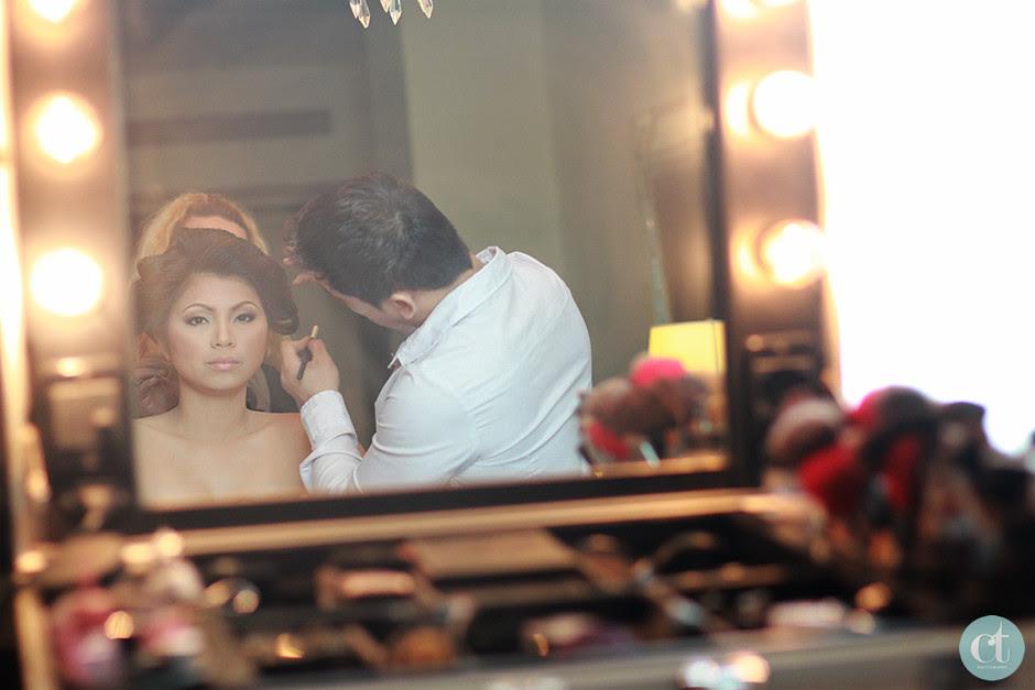 Cebu Destination Wedding Photographer, Jessie Glova makeup