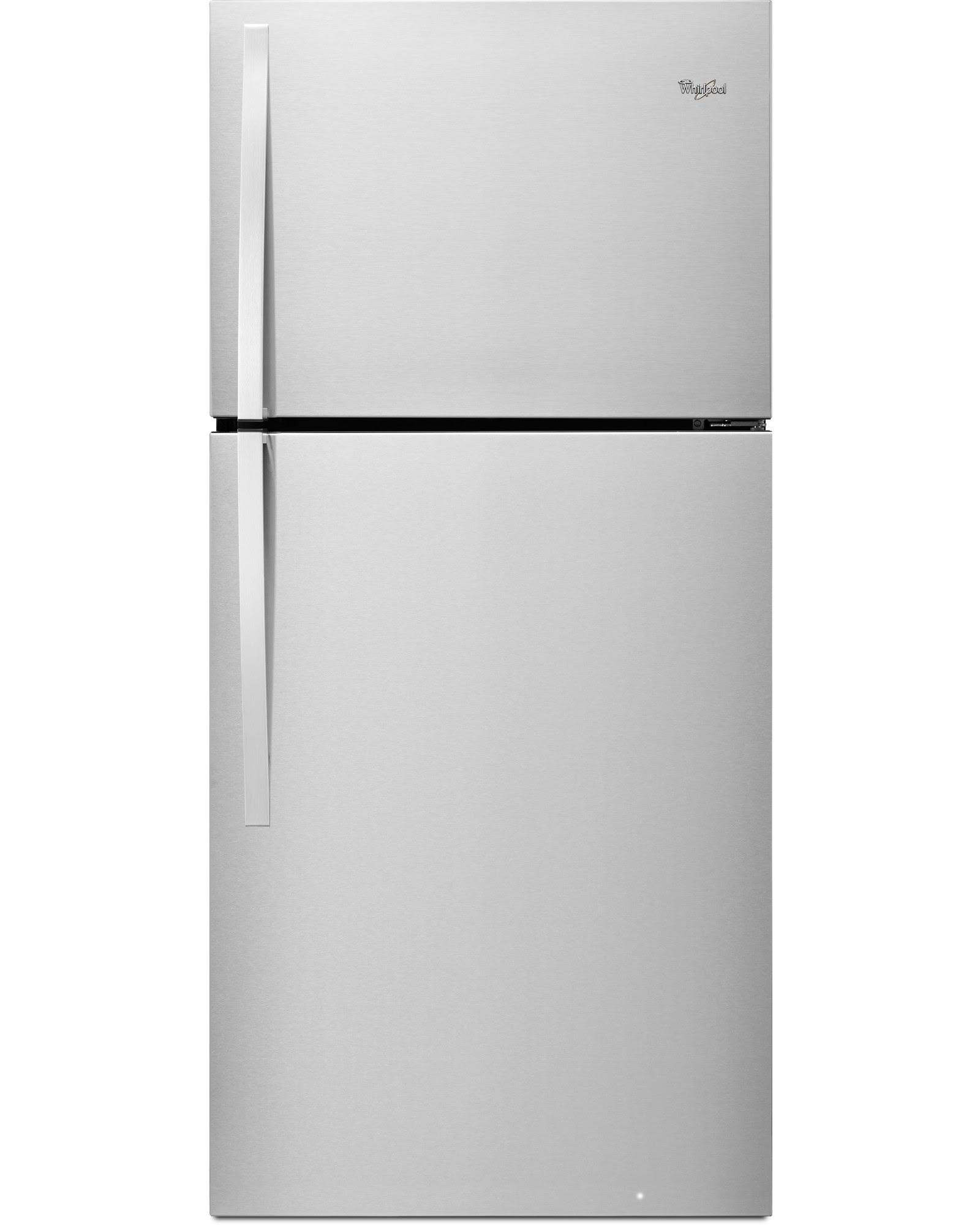 UPC Whirlpool WRT519SZDM 19 2 cu ft Top Freezer
