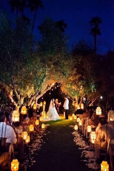 14 Light Aisle Ideas For Spring Wedding ? Cheap Botanical