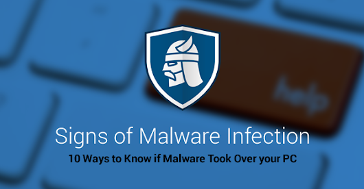 14 Warning Signs that Your Computer is Malware-Infected [Updated]