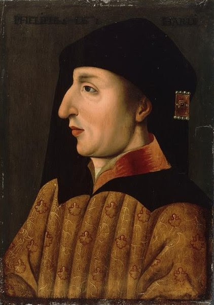Philip the Bold IV
