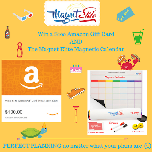 Magnet Elite ~ Social Media Launch Giveaway