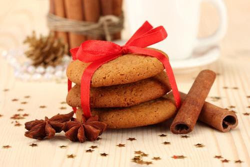 A Recipe Twist: Chai Spiced Cookies / Buddha Teas - Blog