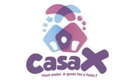 Logotipo da Casa X