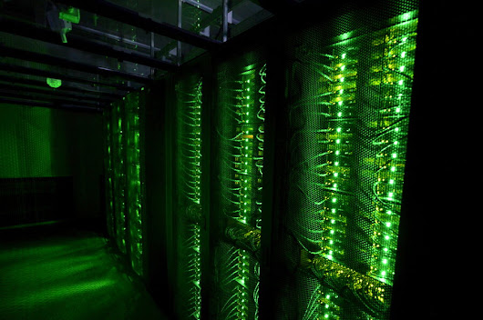 How America's big data centers are going green - CSMonitor.com