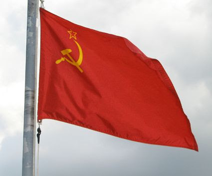 Soviet Union flag