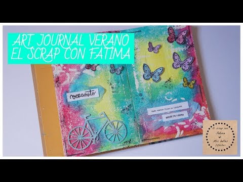 ART JOURNAL VERANO.