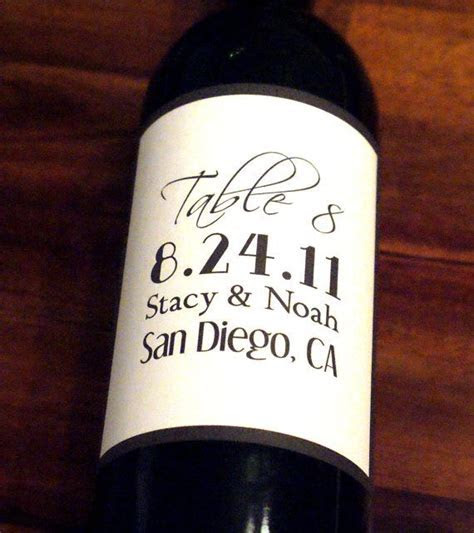 Best 25  Wedding wine labels ideas on Pinterest   Asking