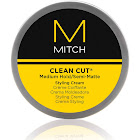 Paul Mitchell Mitch Clean Cut Medium Hold/Semi-Matte Styling Cream for Men, 3.0 oz, Adult Unisex, none