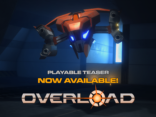 OVERLOAD - The Ultimate Six-Degree-of-Freedom Shooter