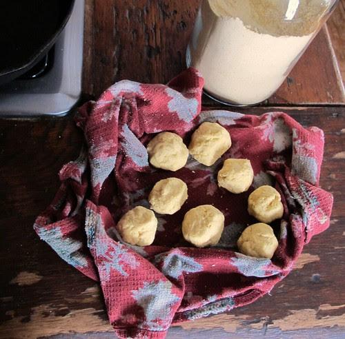 tortilla balls