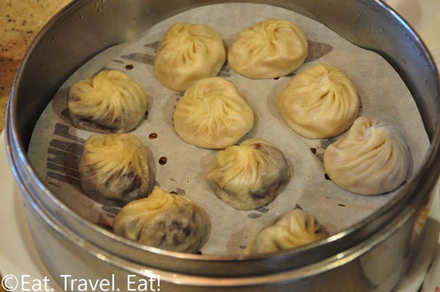 Red Bean/Taro Dumplings