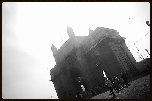 Gateway Of India Doorway To Mumbai by firoze shakir photographerno1
