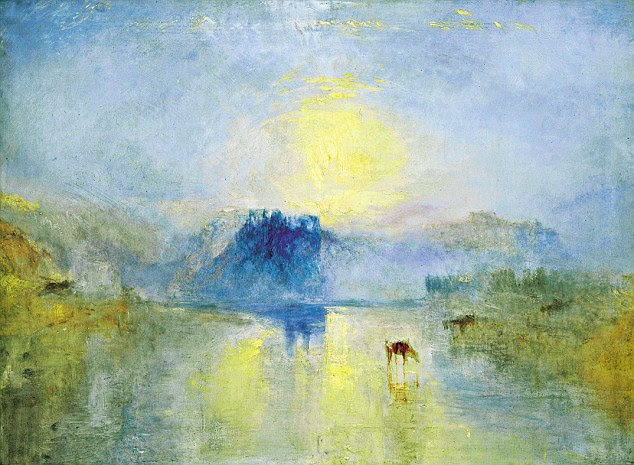 TOP TIP: Searching for Joseph Mallord William Turner brings up over 4,000 artworks. Chief among all his major oil paintings, however, is the unassuming, largely unfinished Norham Castle, Sunrise of 1845