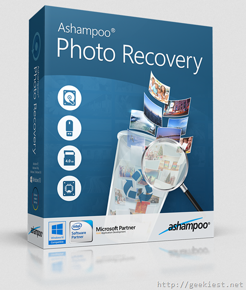 Ashampoo Photo Recovery–Review and Giveaway