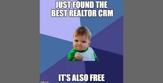 A Free and Simple CRM for Realtors - Pipeline Basic Signup