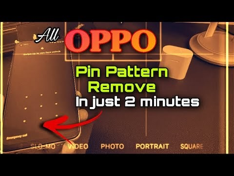 Oppo A9 lock remove without Computer in just 2 minutes by Review Revealed
