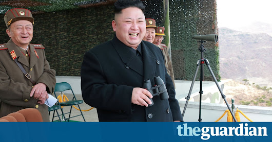 US says it has 'spoken enough about North Korea' after new missile launch | World news | The Guardian
