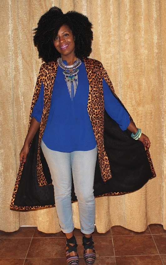 Joia Monet – Leopard Capes | Statement Necklaces | Patterned Wedges