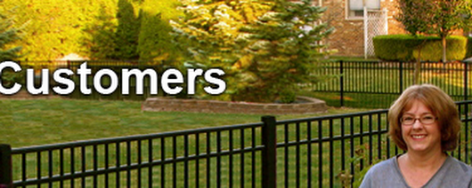Aluminum Fence Reviews | Our Customers Tell Their Stories!