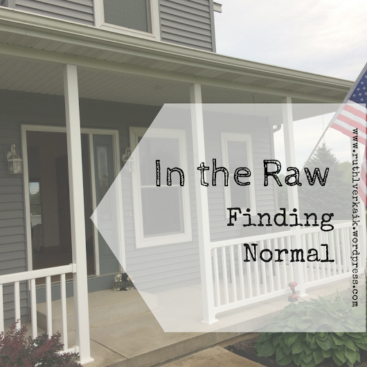 In the Raw: Finding Normal