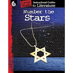Shell Education 40212 Number The Stars - An Instructional Guide For Literature