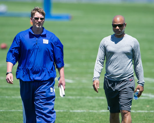 New York Giants: Jerry Reese Defends Offensive Line