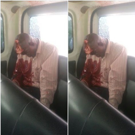 Policeman Killed In Error By Soldiers On Bauchi-Jos Road (Graphic Photo) -