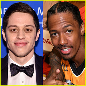 Pete Davidson Called Nick Cannon Before Proposing to Ariana Grande