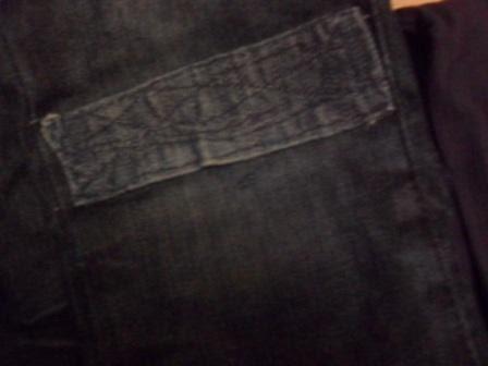 pantalon vaquero biroto