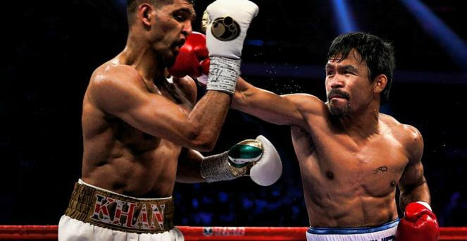 Amir Khan vs Manny Pacquiao Fight Tickets (Buy Online)