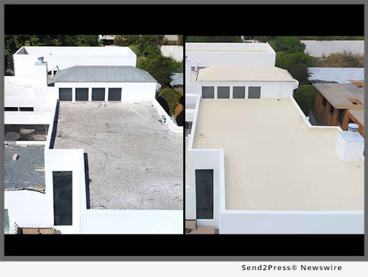It's More Than Green, It's Waterproofing, says Pacific Roofing Systems | Send2Press Newswire