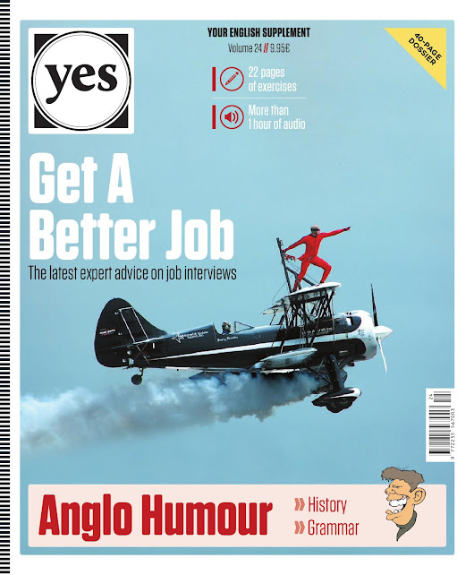Yes - Your English Supplement: Volume 24