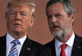 Liberty University graduates return diplomas because of support for Trump by Jerry Falwell Jr.