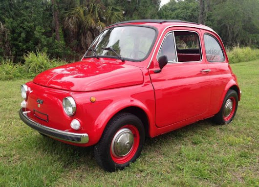 BaT Exclusive: Abbonizio Restored 1968 Fiat 500