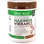 Maximum Vibrance Chocolate by Vibrant Health - 28 Ounces