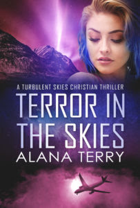 Terror in the Skies e book cover