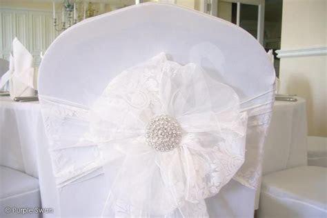 Chair Sash Designs for Weddings   Cumbria   Lake District