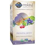 Garden of Life - mykind Organics Whole Food Prenatal Multivitamin (180 Vegan Tablets) - Prenatal Multivitamins