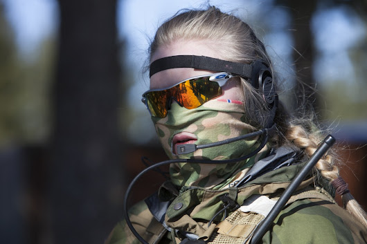 Inside the world's first all-female special forces unit