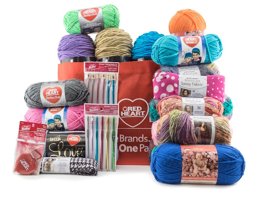 Epic Yarn Giveaway from Red Heart