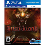 Until Dawn Rush of Blood [PS4 Game]
