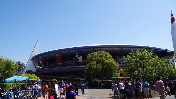 Disneyland, Tomorrowland, Innoventions, Iron Man, Stark Industries