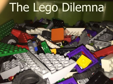 The Lego Dilemna : Buying Legos For Your Kids