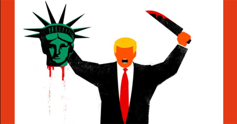 trump-statue-of-liberty